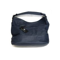 Ladies Blue Handbag With Strap