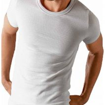 Thermal Cotton Blend Underwear Shirt