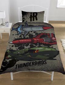 Thunderbirds Single Bedding Set