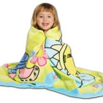 Fifi And The Flowertots Cotton Towel