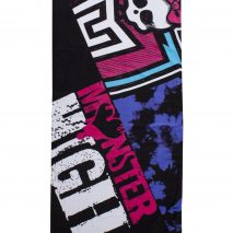 Monster High Cotton Towel