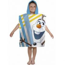 Disney Frozen Cotton Towel Poncho