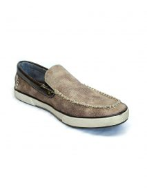 Brown Men Flat Shoes Loafers