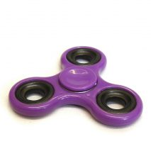 Fidget Spinner - Fruity Purple