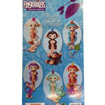 Fingerlings Baby Monkey (LED Light Only)