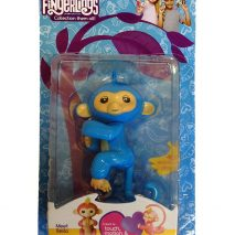 Fingerlings Baby Monkey (LED Light Only) - Blue