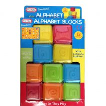 Alphabet Blocks - Educational Toy
