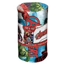 Avengers Marvel Fleece Blanket