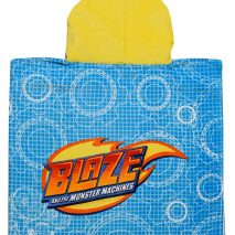 Blaze And The Monster Machine Poncho Towel