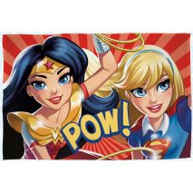 DC Comics Super Hero Girls Fleece Blanket