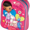 Disney Junior Doc McStuffins 3D Children's Backpack