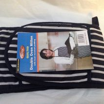 Nutex Quilted Double Oven Mitten