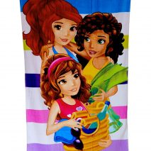 Lego Friends 'Spot' Printed Beach Towel