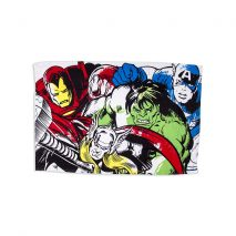 Marvel Comic Fleece Blanket