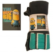 Minion 'Next Big Thing' Fleece Blanket