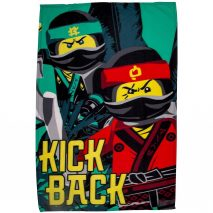 Lego Ninjago Movie Jungle Fleece Blanket