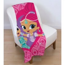 Shimmer & Shine Zahramay' Fleece Blanket