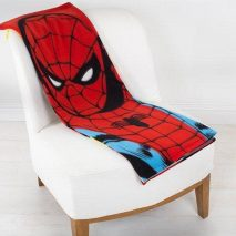 Spiderman Coral Fleece Blanket