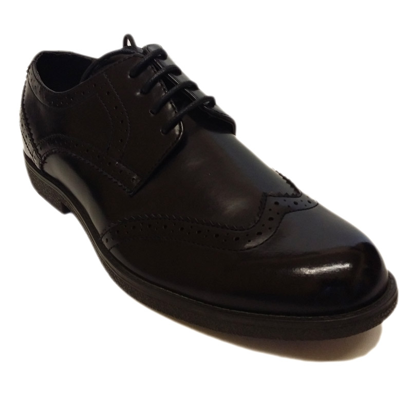 105 - Black - Men's Formal Shoes