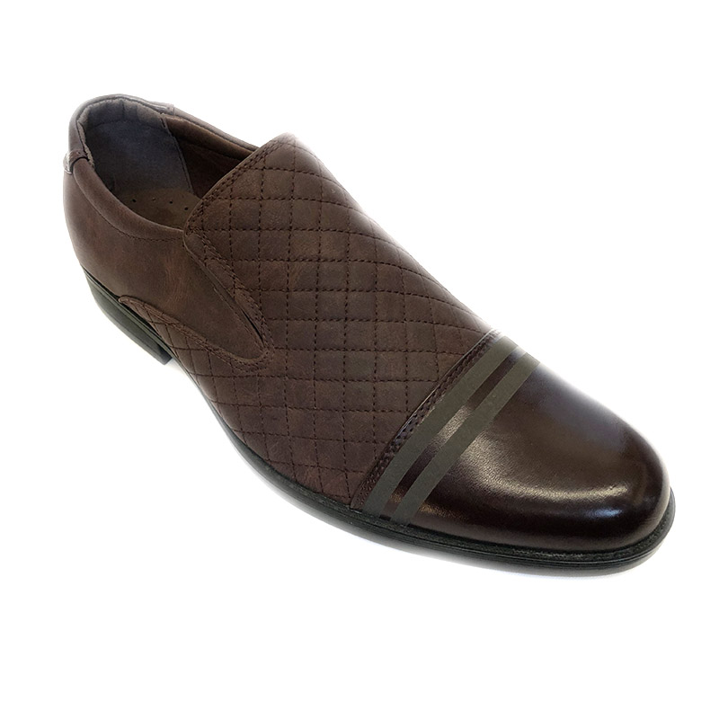 891 -Brown- Men's Stylish Casual & Formal Shoes